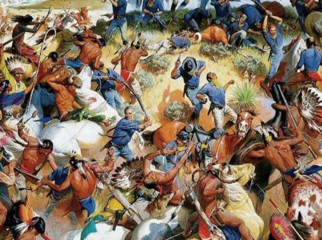 Battle of the Little Bighorn Reenactment: Home